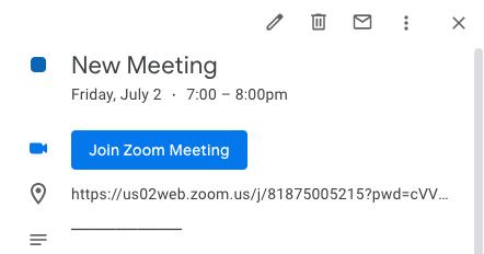 Confirmed-Calendar-Event